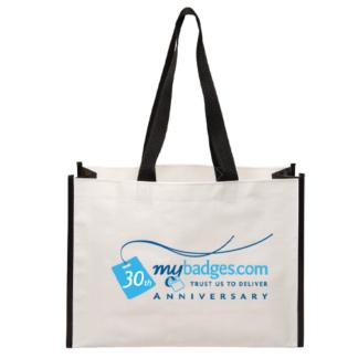 To-6559 Laminated Tote Bag