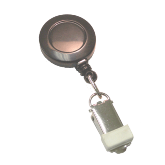 Badge Reels with Card Clamp