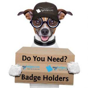 Employee ID Badge Holder