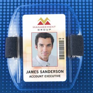 Arm Band ID Holders