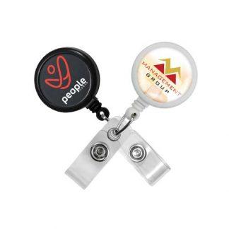 Custom Printed Badge Reels