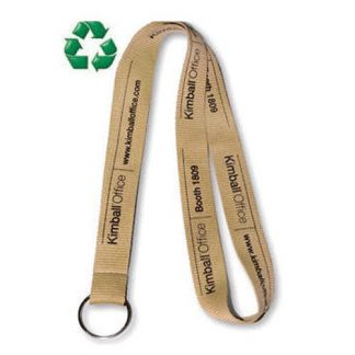 Recycled Lanyards