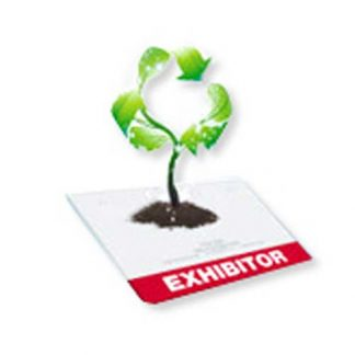 Eco Friendly / Biodegradeable Badge Holders
