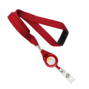 Lanyard/Badge Reel Combo