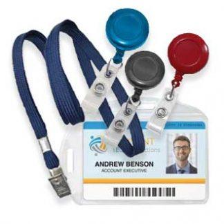 Employee ID - Badge Holders and Lanyards