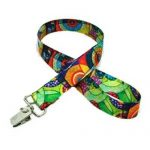 Dye-Sublimated Lanyards